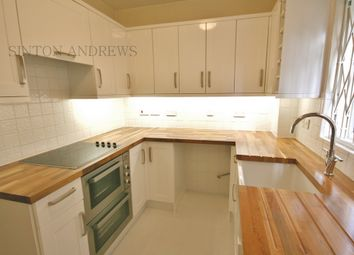 Thumbnail 1 bed flat to rent in Edmonscote, Argyle Road