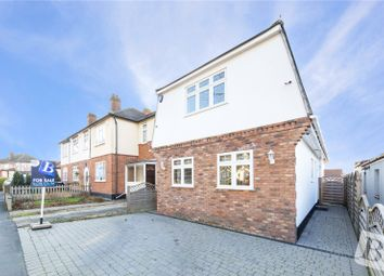 Thumbnail 4 bed detached house for sale in Vicarage Road, Hornchurch