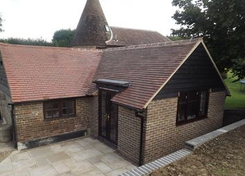 Thumbnail 1 bed property to rent in Dundle Road, Matfield, Tonbridge