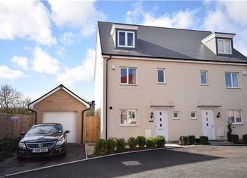 Thumbnail 4 bedroom town house for sale in Cowslip Crescent, Lyde Green, Bristol