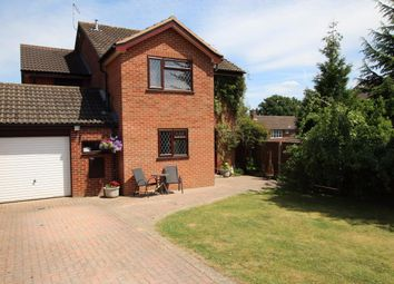 Thumbnail 4 bedroom detached house for sale in Culloden Way, Wokingham