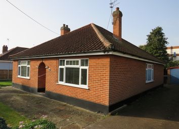 Thumbnail 3 bed detached bungalow for sale in The Entry, Diss