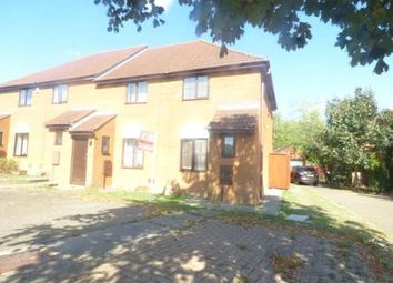 Thumbnail 2 bed end terrace house for sale in Hodder Lane, Emerson Valley, Milton Keynes
