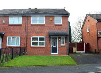 Thumbnail 3 bedroom semi-detached house for sale in Ashby Close, Farnworth, Bolton