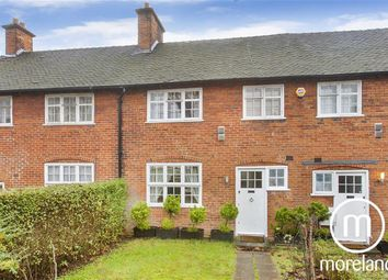 Thumbnail 2 bed terraced house for sale in Falloden Way, Hampstead Garden Suburb