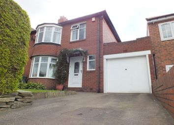 Thumbnail 3 bed semi-detached house for sale in Bolbec Road, Fenham, Newcastle Upon Tyne