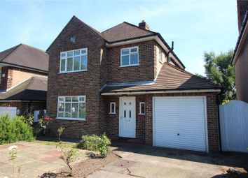 Thumbnail 3 bed detached house for sale in Kings Lane, Wirral, Merseyside