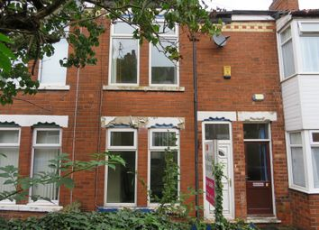 Thumbnail 2 bedroom terraced house for sale in Laburnum Avenue, Hardy Street, Hull