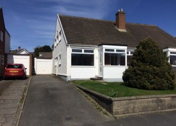 Thumbnail 4 bed semi-detached house for sale in Rhoshendre, Aberystwyth, Ceredigion