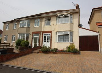 Thumbnail 3 bed semi-detached house for sale in Idstone Road, Fishponds, Bristol