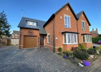 Thumbnail 3 bed semi-detached house for sale in Tankard Close, Newport Pagnell, Milton Keynes, Buckinghamshire