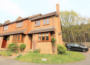 Thumbnail 3 bed end terrace house for sale in College Town, Sandhurst