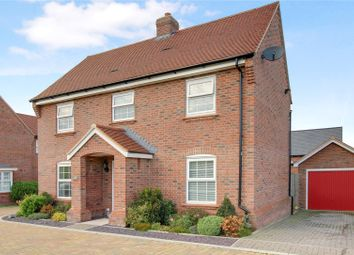 Thumbnail 4 bed detached house for sale in Humphries Green, Wantage