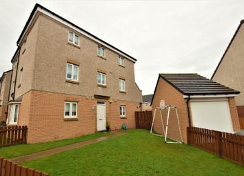 Thumbnail 4 bedroom town house for sale in Hoy Gardens, Motherwell