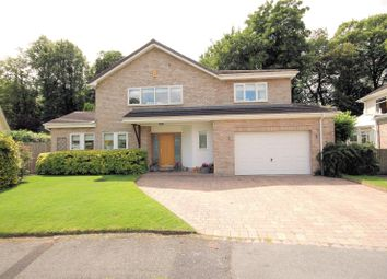 Thumbnail 5 bed property for sale in Fir Tree Avenue, Knutsford
