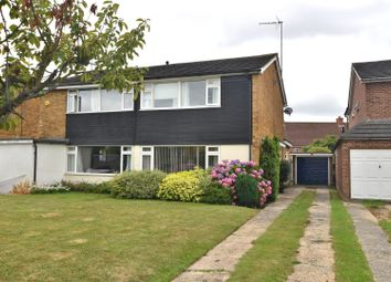 Thumbnail 3 bed semi-detached house for sale in The Westerings, Chelmsford