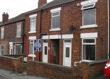 Thumbnail 3 bedroom semi-detached house to rent in Church Street, Waingroves, Ripley