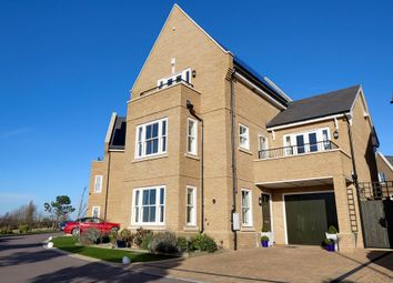 Thumbnail 5 bed detached house for sale in Gunners Rise, Shoeburyness, Essex