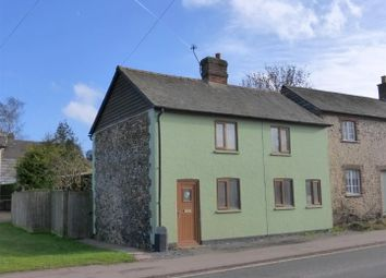 Thumbnail 3 bed detached house for sale in Bury Weir Lane, Buckland, Buntingford