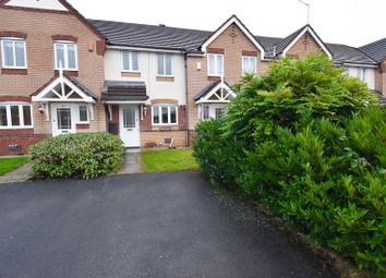 Thumbnail 2 bed terraced house for sale in Kensington Drive, Congleton