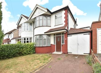 Thumbnail 3 bed semi-detached house for sale in West End Road, Ruislip, Middlesex