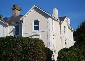 Thumbnail 1 bed flat for sale in St. Matthews Road, Torquay