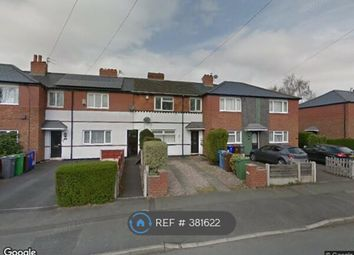 Thumbnail 3 bed terraced house to rent in Meltham Avenue, Manchester