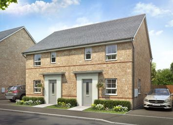"Thumbnail 3 bedroom end terrace house for sale in ""Folkestone"" at Bedewell Industrial Park, Hebburn"