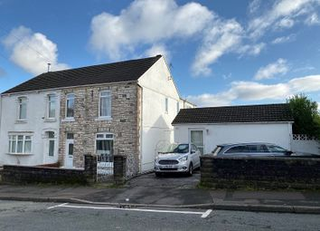 Thumbnail 4 bed semi-detached house for sale in Penlan Road, Treboeth, Swansea, City And County Of Swansea.