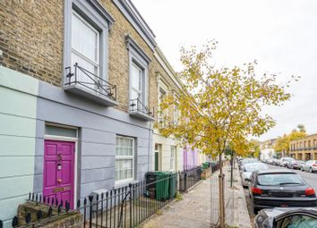 Thumbnail 3 bed terraced house for sale in Hartland Road, London