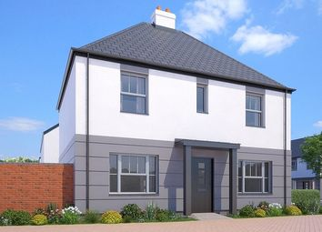 Thumbnail 3 bedroom detached house for sale in The Lodge, Greenspire, Clyst St Mary, Exeter, Devon