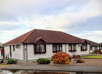 Thumbnail 3 bed semi-detached bungalow for sale in 11 Miller Road, Inverness