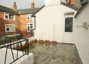 Thumbnail 3 bed flat to rent in 9A Wheelock Street, Middlewich, Cheshire