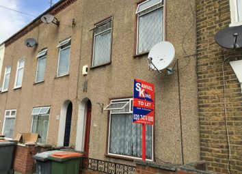 Thumbnail 2 bedroom terraced house to rent in Garfield Road, London