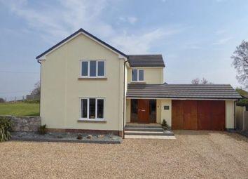 Thumbnail 4 bed detached house for sale in Gamfa Gerrig, Bryn-Sannan, Brynford, Flintshire