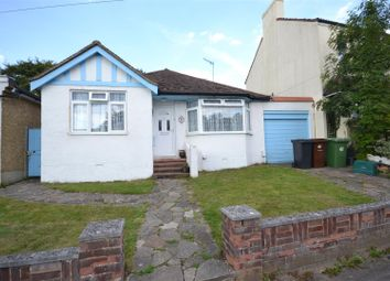 Thumbnail 2 bedroom detached bungalow for sale in Rosebery Road, Epsom