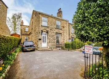 Thumbnail 4 bed end terrace house for sale in Birkby Hall Road, Birkby, Huddersfield, West Yorkshire