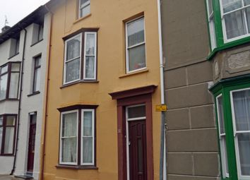 Thumbnail 3 bedroom maisonette to rent in George Street, Aberystwyth