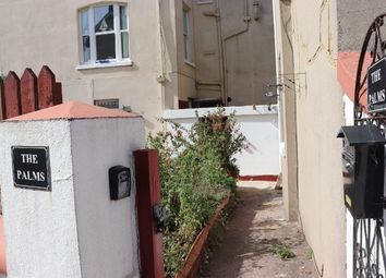 Thumbnail 1 bed flat to rent in Tor Hill Road, Torquay