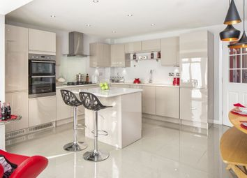"Thumbnail 4 bedroom end terrace house for sale in ""Taunton"" at Nelson Way, Yeovil"