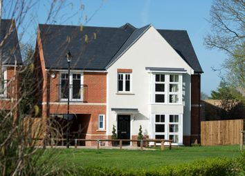 Thumbnail 4 bed detached house for sale in The Witcombe, St John's, Wood Street, Chelmsford