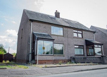 Thumbnail 3 bed semi-detached house for sale in Rae Street, Stenhousemuir