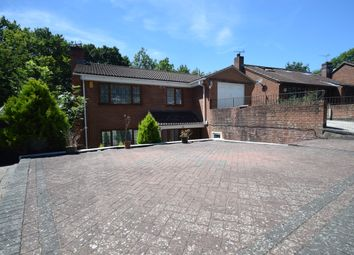 Thumbnail 6 bed detached house for sale in Oakleigh Close, Walderslade, Chatham