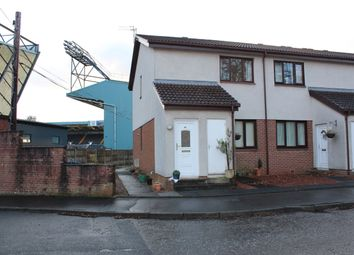 Thumbnail 1 bed flat for sale in Rugby Road, Kilmarnock