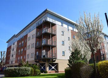 Thumbnail 2 bed flat for sale in Platt House, 5 Elmira Way, Salford