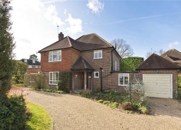 Thumbnail 3 bed detached house for sale in Park Close, Walton-On-Thames, Surrey
