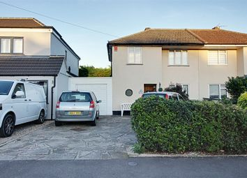 Thumbnail 3 bed semi-detached house for sale in Robinson Avenue, Goffs Oak, Waltham Cross