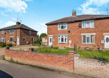 Thumbnail 3 bed semi-detached house for sale in Hereward Road, Spalding