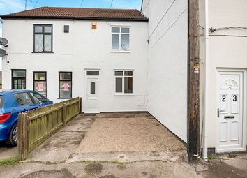 Thumbnail 2 bed terraced house to rent in Nesbit Street, Hillstown, Bolsover, Chesterfield