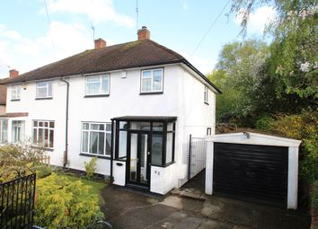Thumbnail 2 bed semi-detached house to rent in Rushet Road, Orpington